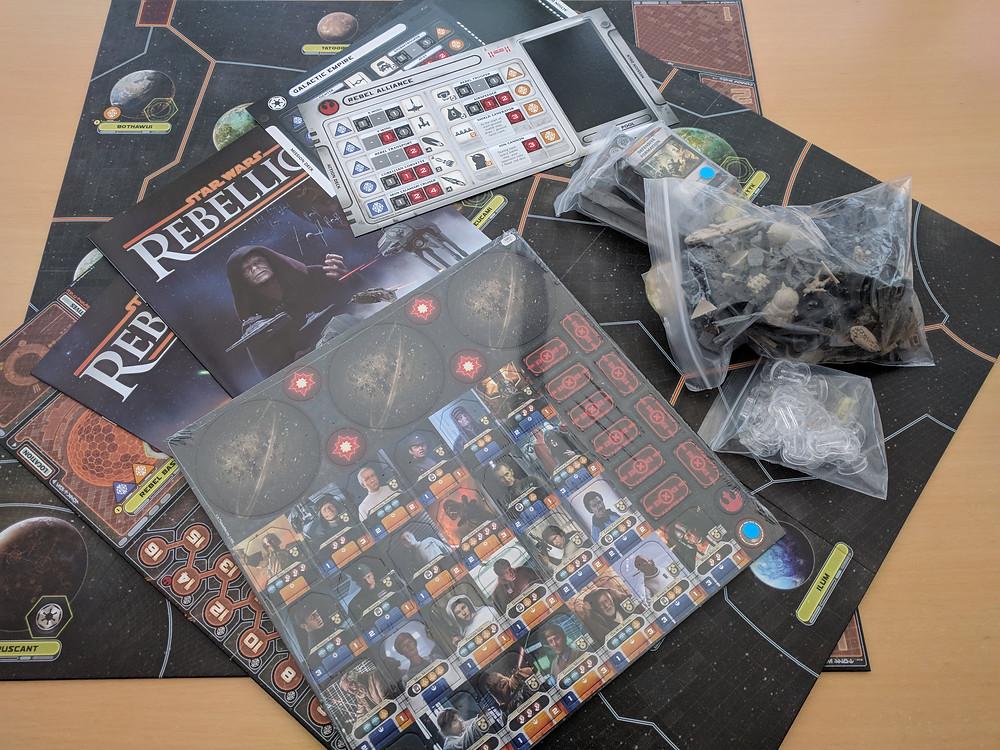 Star Wars Rebellion - Fantasy Flight Games