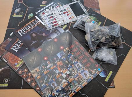 Day 2 - Star Wars Rebellion