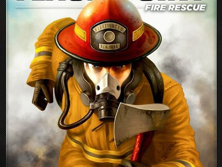 Game Night Reviews: Flash Point Fire Rescue