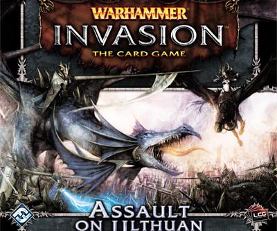 Warhammer Invasion: Assault on Ulthuan
