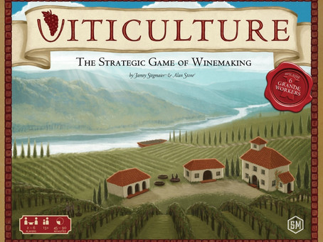 Designer Diary: Epic Breakthroughs in Viticulture