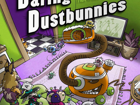 Day 9 - Daring Dustbunnies