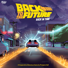 Game Night Reviews: Back to the Future: Back in Time