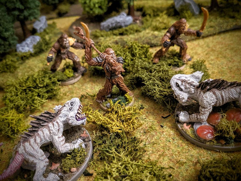 Imperial Assault - Gaarkhan