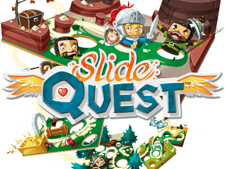 Day 2: Slide Quest