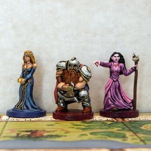 Prophetess, Dwarf and Sorceress.jpg