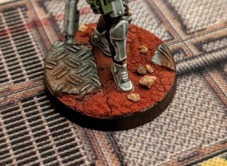 Martian Basing