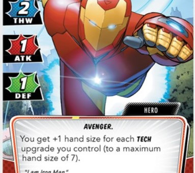 Marvel Champions: Iron Man