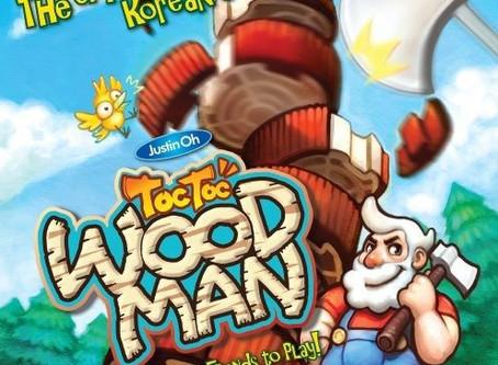 Game Night Reviews: Toc Toc Woodman