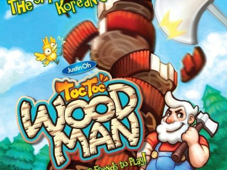 Game Night Reviews: Toc Toc Woodman