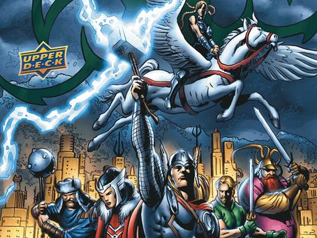 Day 10 - Marvel Legendary: Heroes of Asgard