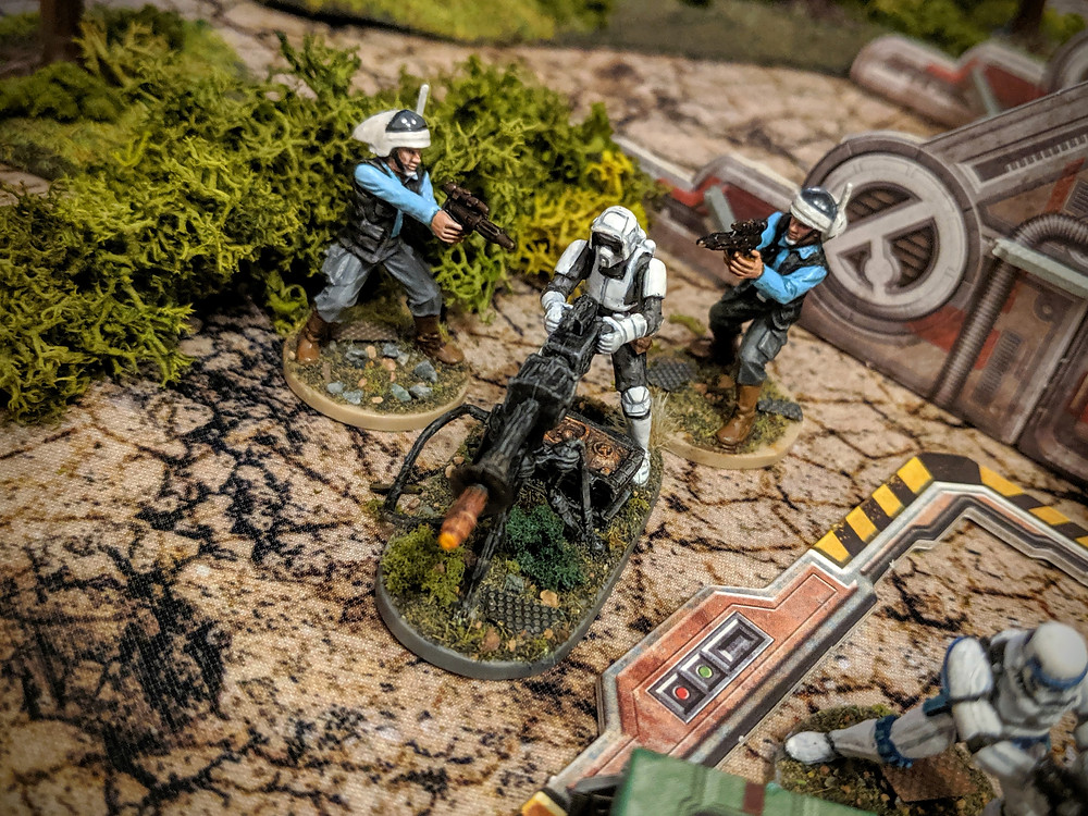 Imperial Assault - E-Web Engineer