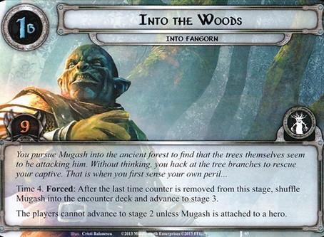 LOTR LCG: Into Fangorn