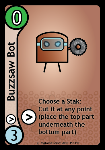 Buzzsaw Bot, Stak Bots