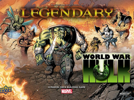 Day 1 - Legendary World War Hulk