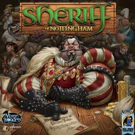 Game Night Reviews: Sheriff of Nottingham
