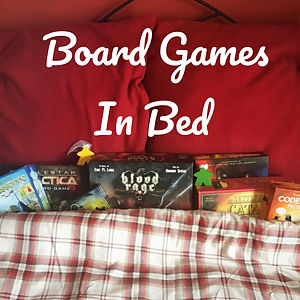 Board Games In Bed