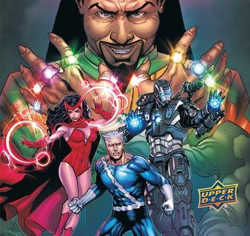 Day 6 - Marvel Legendary Revelations (2019)