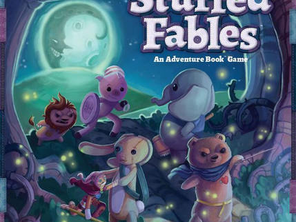 Game Night Reviews: Stuffed Fables