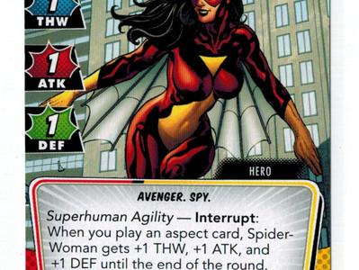 Marvel Champions - Spider-Woman