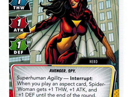 Marvel Champions - Spider-Woman