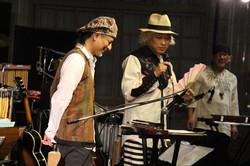 中年楽団の一夜