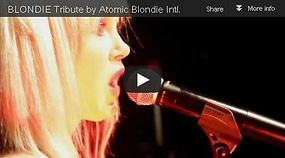 Blondie tribute, Atomic Blondie, Cyndi Lauper Tribute, The True Colors, Ramones tribute, Maroons NYC, tribute band, pop tribute, rock tribute, 80's tribute, eighties tribute, punk tribute