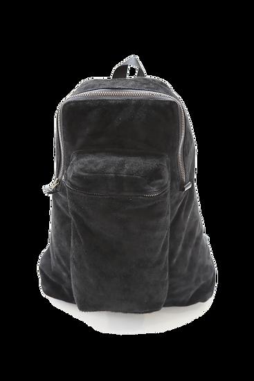 Luxury Backpack -Black-