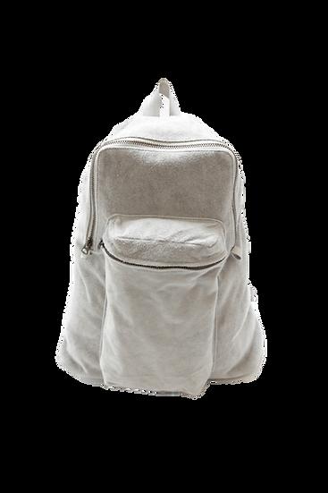 Luxury Backpack -white-