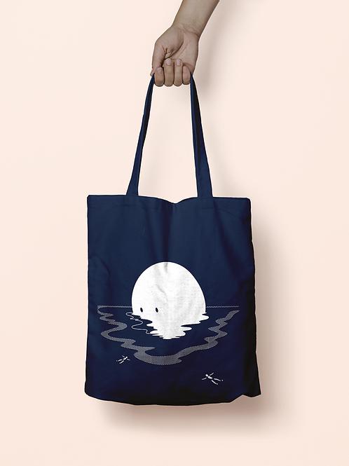 MOON - Tote Bag