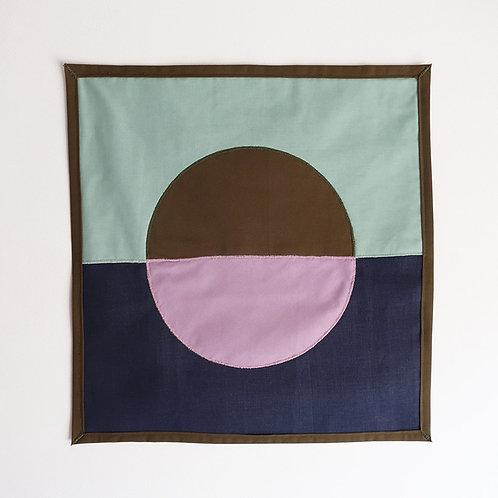 SUN #2 - Textile Flag