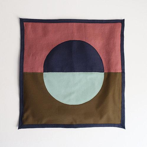 SUN #3 - Textile Flag
