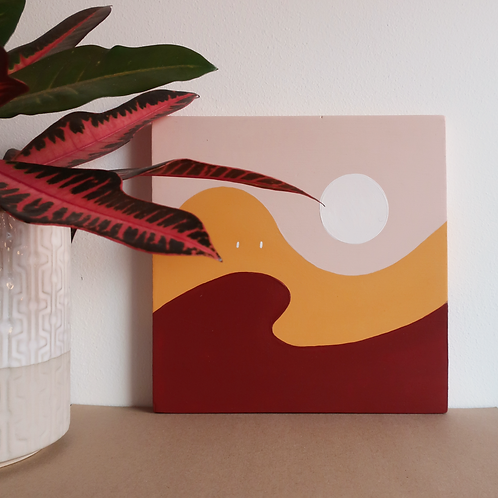 Wooden Painting #1