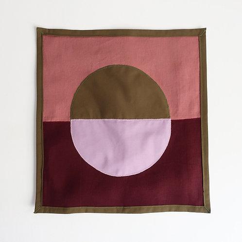 SUN #1 - Textile Flag