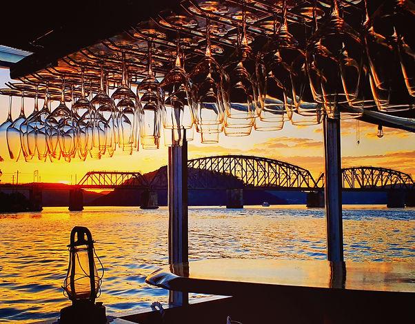 Sunset Wine Glasses Floating Oyster.jpg