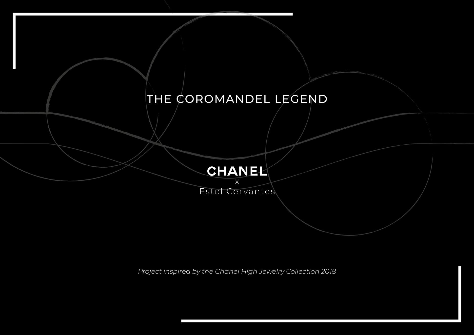 Chanel High Jewelry 2018 - Coromandel Co