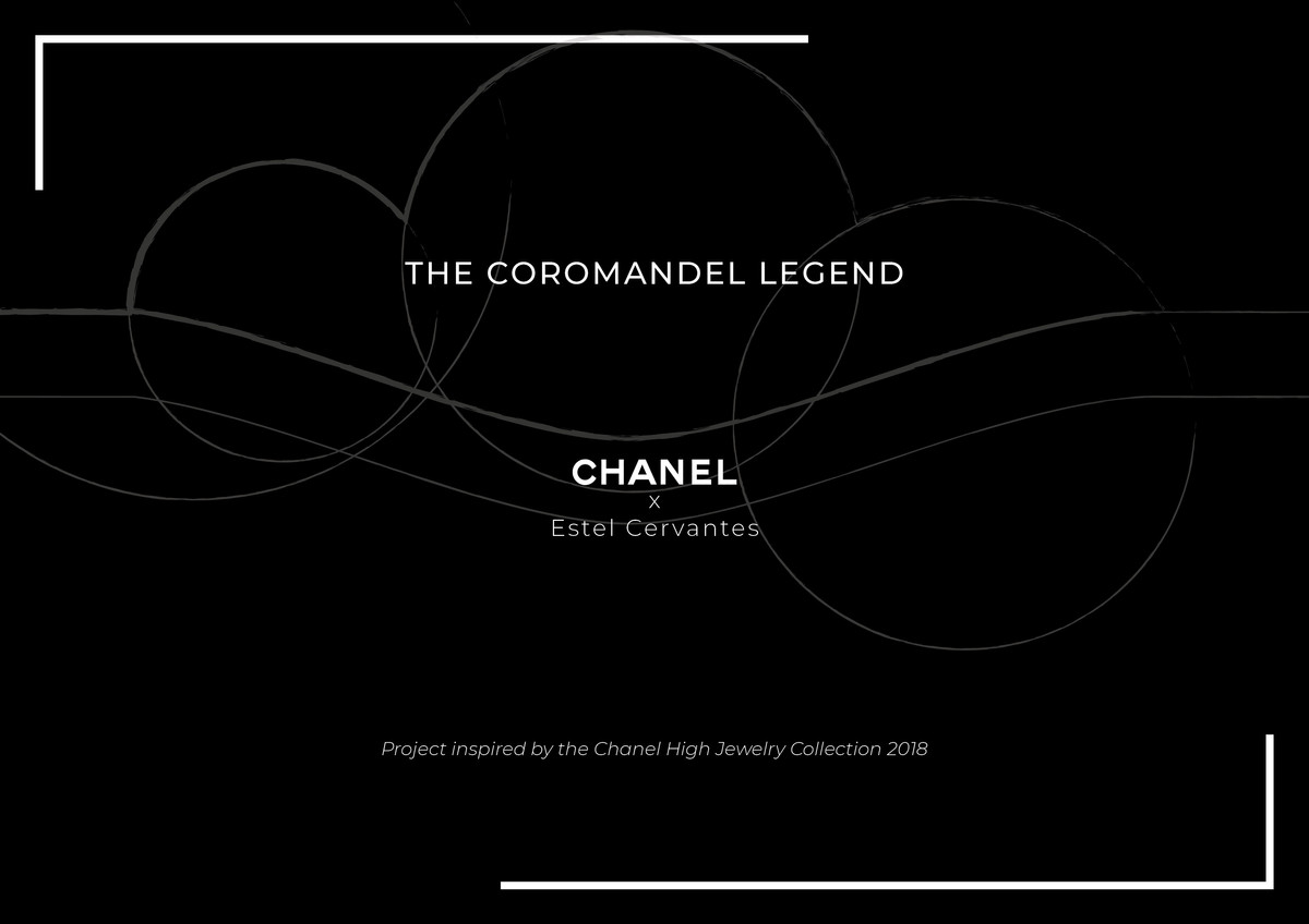 Chanel High Jewelry 2018 - Coromandel Co
