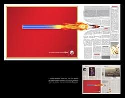 Wataniya High Speed Internet ad