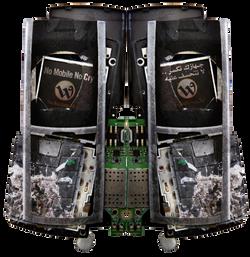 Wataniya WBackup crushed phones