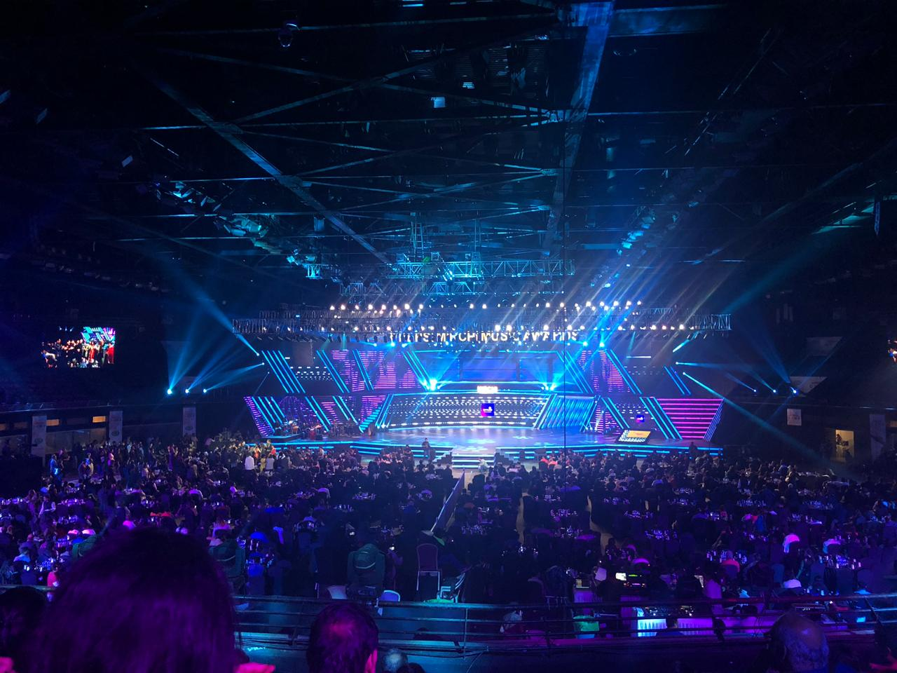Smule at the 2019 MMA