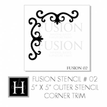 Corner Trim - #02