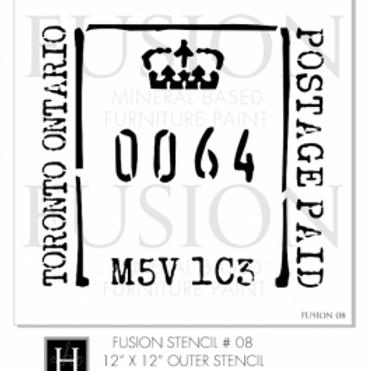 Toronto Postal - #08