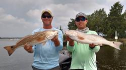 two redfish