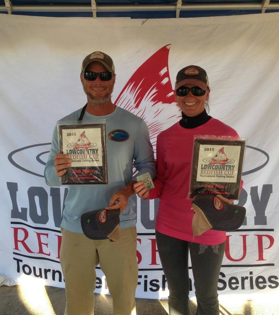 fishing tournament winners