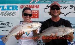 the clark family fishing winners