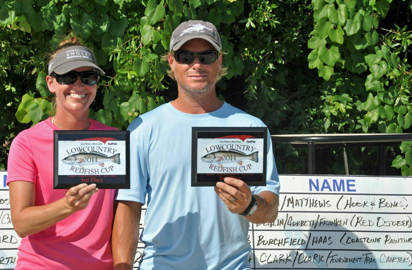 clark family redfish winners