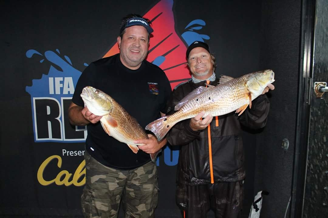 Category five redfish