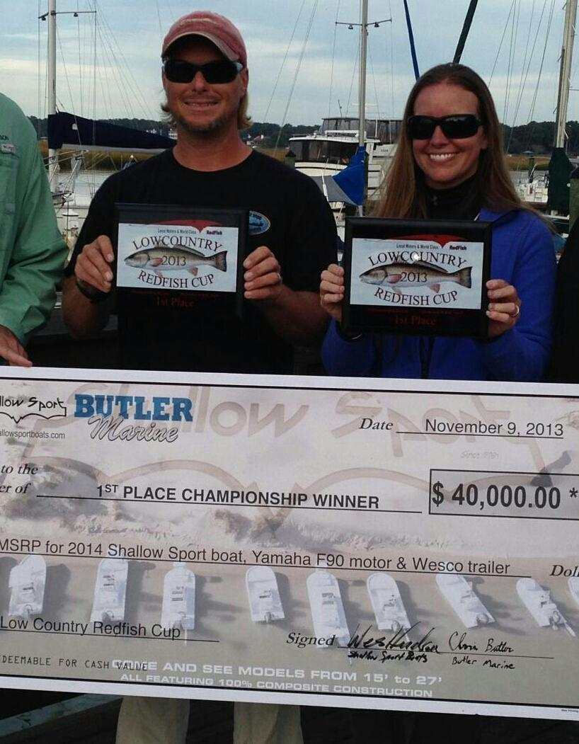 redfish championship