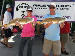 tournament winners redfish