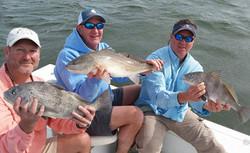 redfish charter north carolina